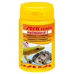 Sera Reptimineral C 100 ml.