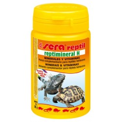 Sera Reptimineral H 100 ml.